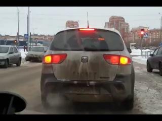 Самая грустная машина в мире.